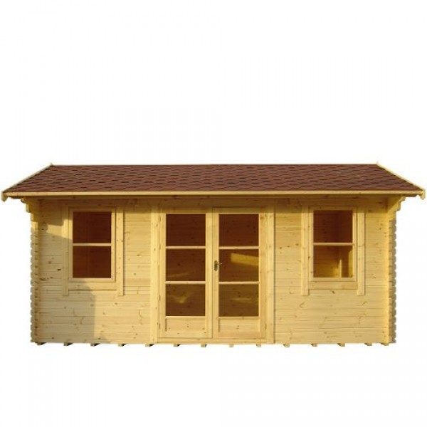 20ft X 14ft Dalton Log Cabin