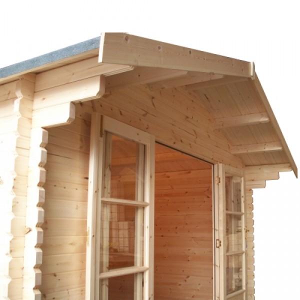14ft X 16ft Balmoral Log Cabin