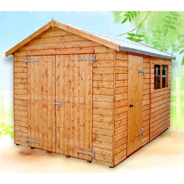 Major Apex Shed By Albany Sheds