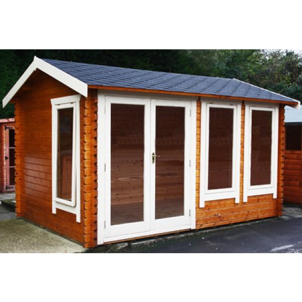 Sherbourne Log Cabin